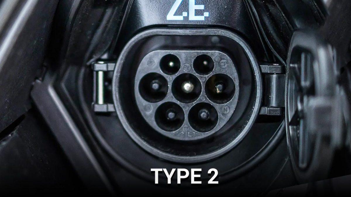 Type 2 Mennekes plug